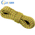 Professional nylon rock climb rope